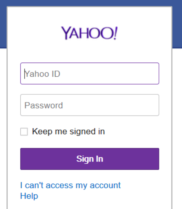 How to Recover Yahoo Email Account